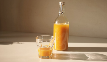 Immune Boost Recipe: Lemon-Ginger-Turmeric Shot