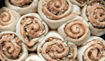 How to make Nutty Cinnamon Buns